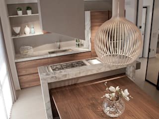 Residenza privata: Case in stile  di Galderisi architetto studio