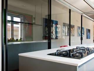 Casa A1 Cucina moderna di Studio Associato 3813 Moderno