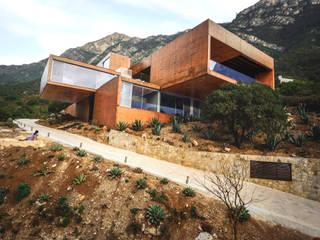 Narigua House Casas de estilo moderno de P+0 Arquitectura Moderno