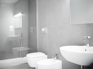 Villa S: Case in stile in stile Minimalista di MOA Studio
