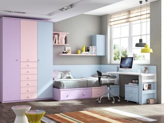Toca Fusta Modern nursery/kids room