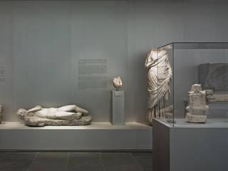 Instalación Museográfica Espacios de Estudio Maria Fraile