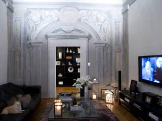 archbcstudio Moderne Wohnzimmer
