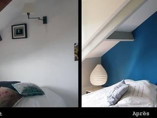 UNE MISE EN COULEUR POUR PERSONNALISER L'ESPACE par Céline Pansieri - Décoration d'intérieur Moderne