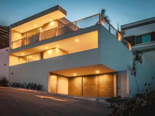 IPE HOUSE P+0 Arquitectura Maisons modernes