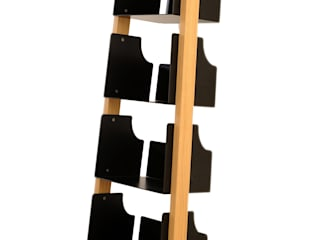 BOOKCASE S1 by gianluca facchini