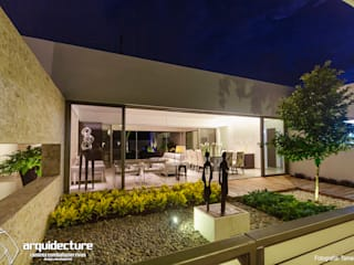by Grupo Arquidecture Modern