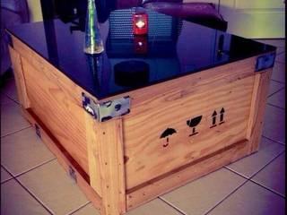 Table basse par R'HOME Style Industriel