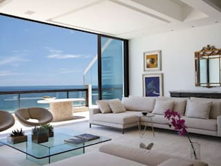 PROJETO MB – Ipanema, Rio de Janeiro – 290 m2.: Casas  por Izabela Lessa Arquitetura