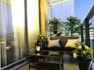 Balcones y terrazas clásicos de AgiDesign Clásico