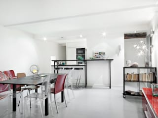 Comedores de estilo minimalista de Padeker Minimalista