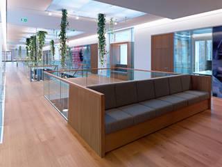 Allguth Verwaltung Moderne Bürogebäude von Haack + Höpfner . Architekten und Stadtplaner BDA Modern