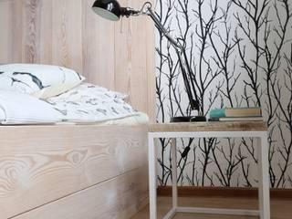 minimalistic Living room by Isladesign
