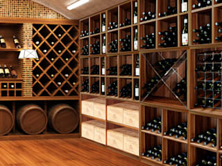Wine cellar by Weinregal-Profi, Classic