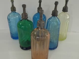 Vintage Soda Syphons Travers Antiques KitchenCutlery, crockery & glassware