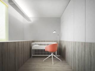 TURBOKOJEC - POKÓJ DLA DZIECKA W ZABRZU: styl , w kategorii Pokój dziecięcy zaprojektowany przez grupa KMK sp. z o.o