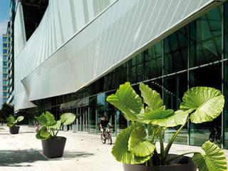 Mobiliario Urbano - Jardineras:  de estilo  de Almacenes Agrupados, S.L.