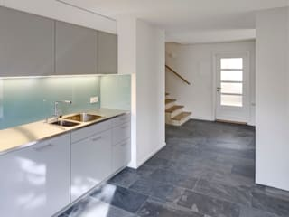 Modern Kitchen by Cadosch & Zimmermann GmbH Architekten ETH/SIA Modern