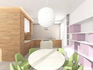 Interno S+F di Danilo Drudi Architetto Moderno