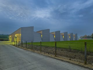 by Cadosch & Zimmermann GmbH Architekten ETH/SIA Industrial