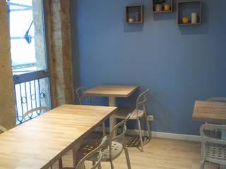 Salon de thé Gastronomie scandinave par Décoralie Concept Scandinave