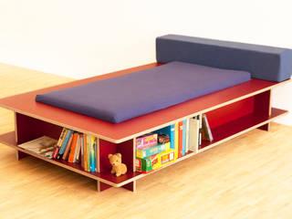 Das Bücherbett:   von Lisa Koller