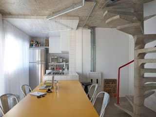 Modern Dining Room by Mauricio Arruda Design Modern