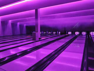 Bowling Islands Moderne Gastronomie von Innenarchitektur - Design Modern