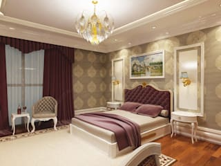 Klassieke hotels van Fabbrica Mobilya Klassiek