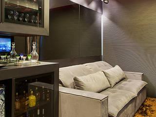 Moderne Wohnzimmer von AL11 ARQUITETURA Modern