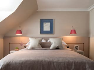 Guest Bedroom 根據 Roselind Wilson Design 古典風