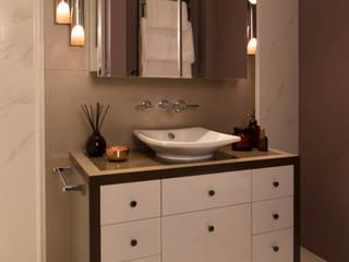Second Bathroom Classic style bathroom by Roselind Wilson Design Classic
