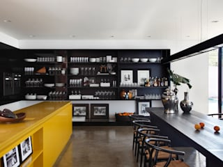 LA HOUSE STUDIO GUILHERME TORRES Modern Kitchen