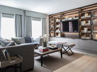 Salas de estar  por Roselind Wilson Design , Moderno