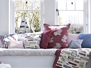 Coast Cam Country style living room by Prestigious Textiles Country