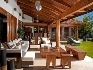 Taller Luis Esquinca Modern Terrace