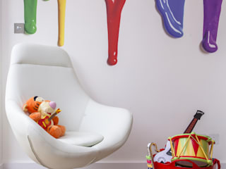 Play Room Modern nursery/kids room by Roselind Wilson Design Modern