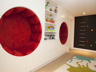Play Room Roselind Wilson Design Modern Kid's Room