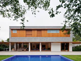 Casas modernas por Pascali Semerdjian Arquitetos Moderno