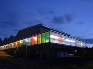 Conservatoire de musique par SPIRALE Moderne