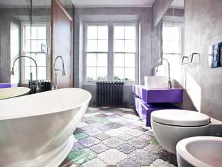 Bathroom Modern Banyo Roselind Wilson Design Modern