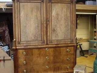 Kabinet :   door Booijink en Visser, meubelrestauratie
