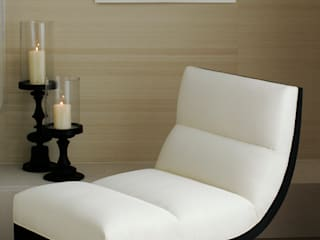 Cornwall Penthouse: Regents Park Roselind Wilson Design SalasBancos y sillas