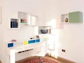 Dormitorios de estilo moderno por Roselind Wilson Design