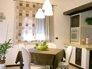 Restyling Casa L Cucina di ZAHARA architecture biolab