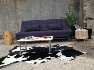 Table de salon PIPE:  de style  par Pür cachet