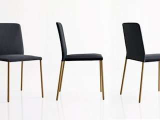 gil coste design Dining roomChairs & benches