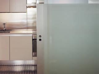 Apartamento LB MAGEN ARQUITECTOS Cocinas de estilo moderno