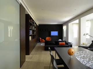 Apartamento JM. Zaragoza MAGEN ARQUITECTOS Casas de estilo minimalista