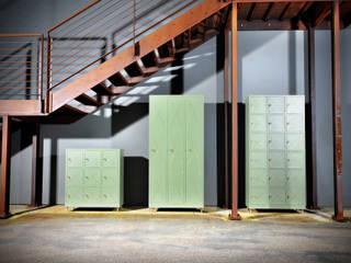 Wire furniture collection - designed by Alessandro Zambelli for Seletti:  in stile  di alessandro zambelli design studio